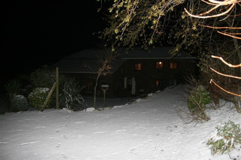 Christmas at Country Retreat
