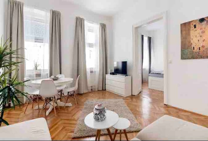 Very central cosy apartment