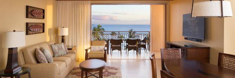 Oceanfront View 2 Bedroom Luxury Timeshare