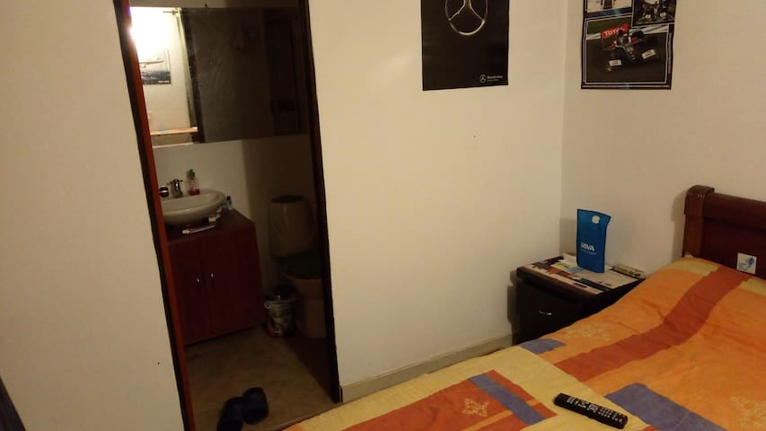 Private Apt near city downtown with all facilities - Bogotá