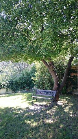 Petite maison indépendante avec jardin - Vence - Casa