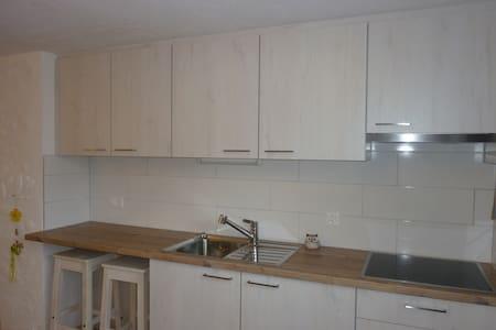 Agréable chambre de 18 m2 avec coin cuisine - Vicques - Rumah
