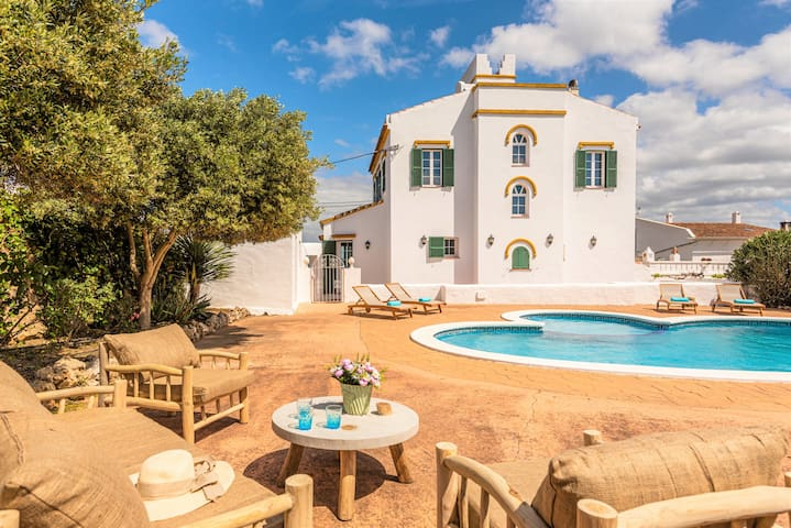 Finca Son Pere ❤ pure Menorca Dream
