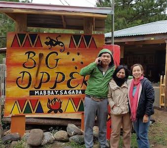 Mizar Big Dipper Sagada