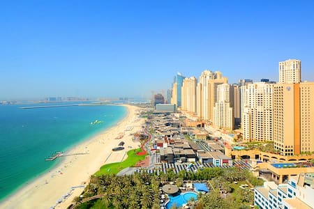 BEST Location! Clean and Nice Studio at JBR Beach! - 杜拜