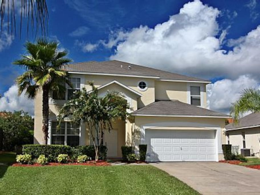 8 bedroom private pool home houses for rent in kissimmee florida united states for 7 bedroom vacation homes in kissimmee fl