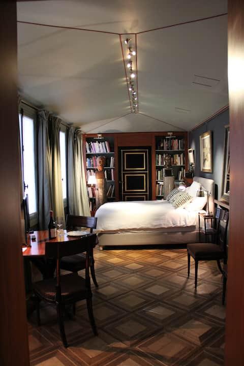 Luxus uprostřed Paříže