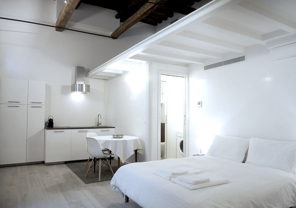 Rare completely renovated apartment