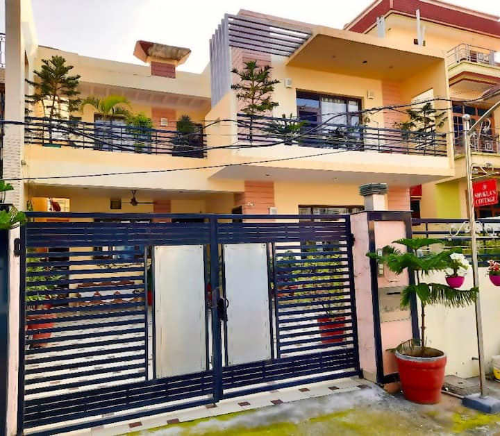 The 4bhk family house|Pinjore.