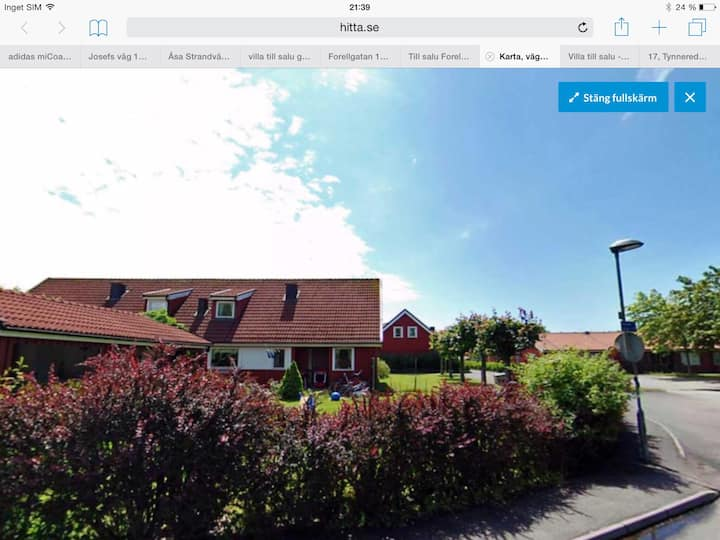 House to rent in Gothenburg
