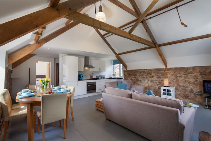 The Granary Mill Apartment - Chudleigh - Appartement