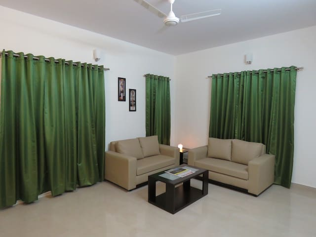 2BHK Apartment with Kitcen facilities