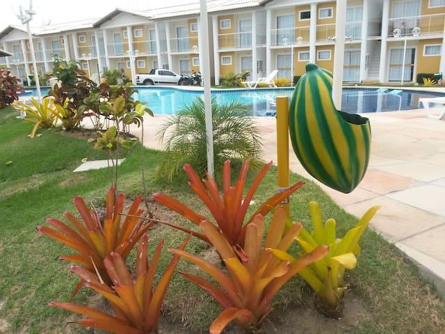 Porto Seguro - BA Apartamento Taperapuan