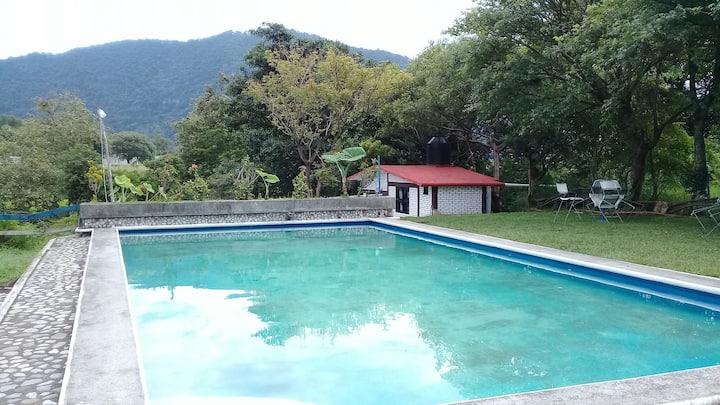 Cabaña Valle Rebeca