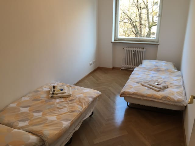Schlafgelegenheit / accommodation in Munich - Munic