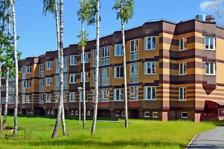 Unique Eco flat in South Butovo, Moscow near Metro - Apartment