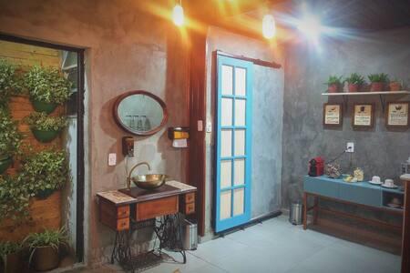 Casa Vintage na baixada fluminense