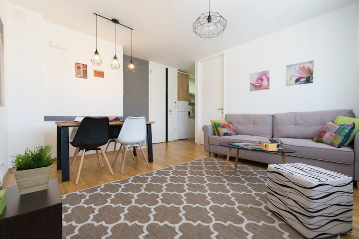 New Apartment in the Old Town