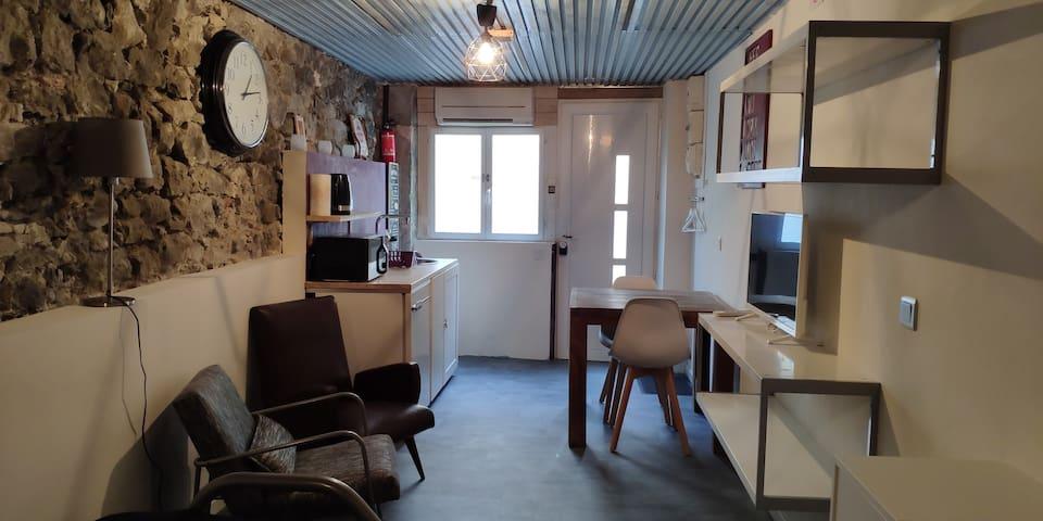 Studio sauna privatif Chavant/Pref/Strasbourg
