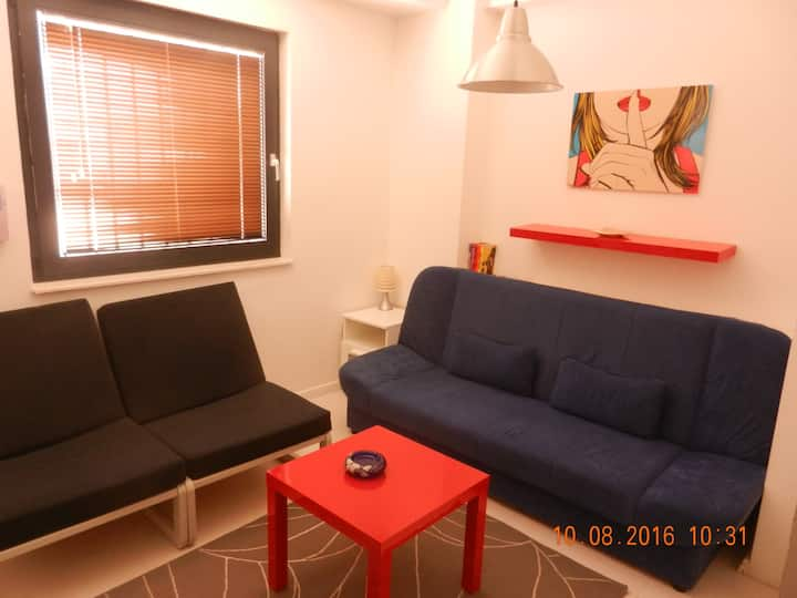 Lovely studio near center of Skopje