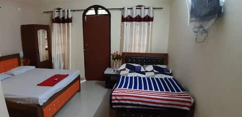 Deluxe Non-Ac Room with a Balcony