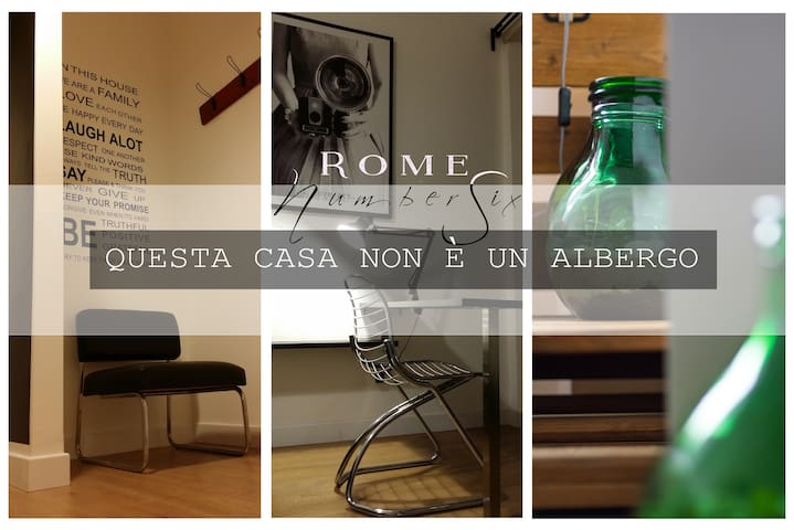 STYLE AND ROMAN LIFE - Rzym - Apartament