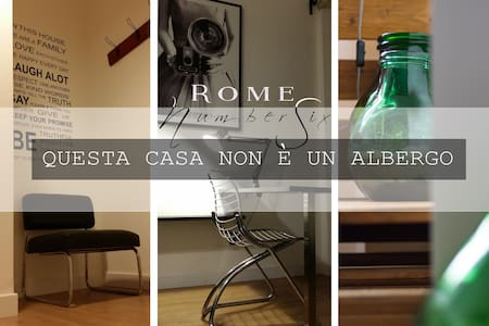 STYLE AND ROMAN LIFE - Roma - Apartment