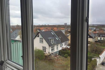 Lys Lejlighed med fantastisk udsigt - Aarhus - Lägenhet