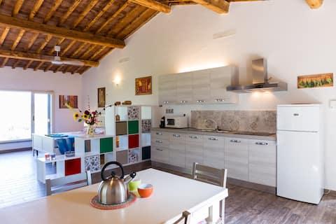 Mieszkanie na farmie Florentine Hills