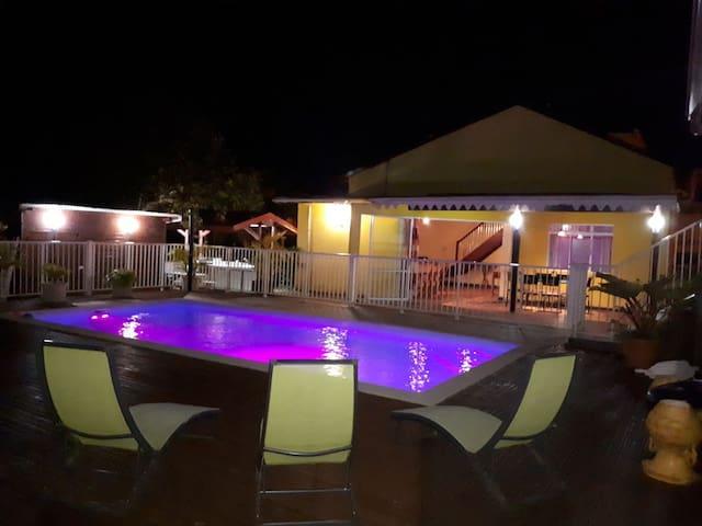 Villa Rayon de Soleil
