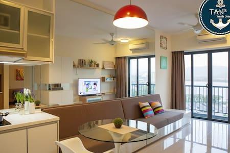 Tan's Seaside Living / 我の沿海小居 (Seaview / 无敌海景) - Kota Kinabalu