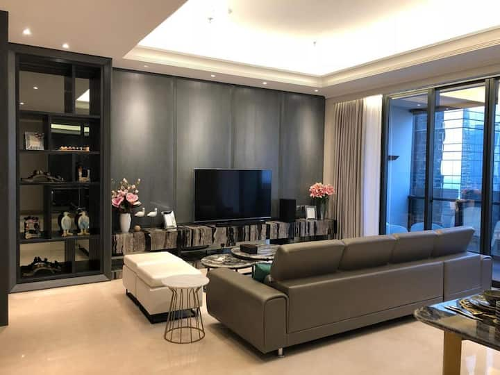 Luxurious, Spacious 4BR Apartment @ Kebayoran Baru