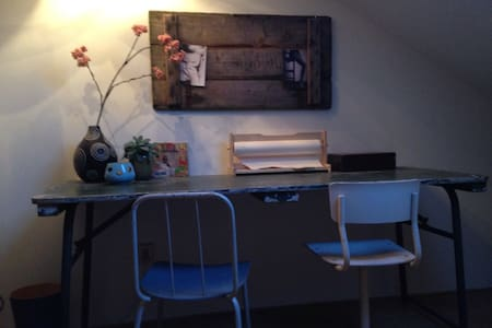Gezellige zolderkamer nieuwbouwwijk - Zwolle - Ház