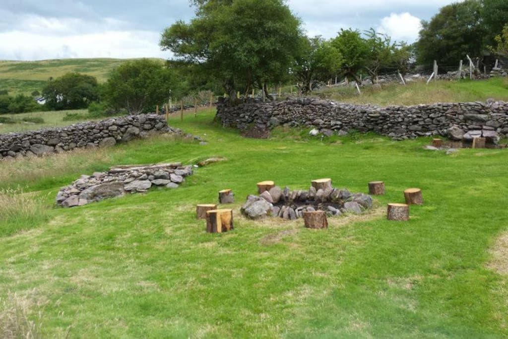 Communal Fire Pit