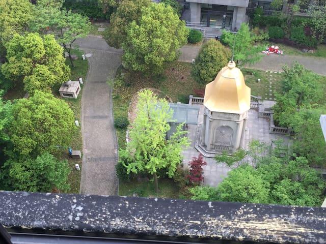 扬州AAAA级旅游景区、清新Loft高端社区舒适美宅。 - 扬州市 - Apartment