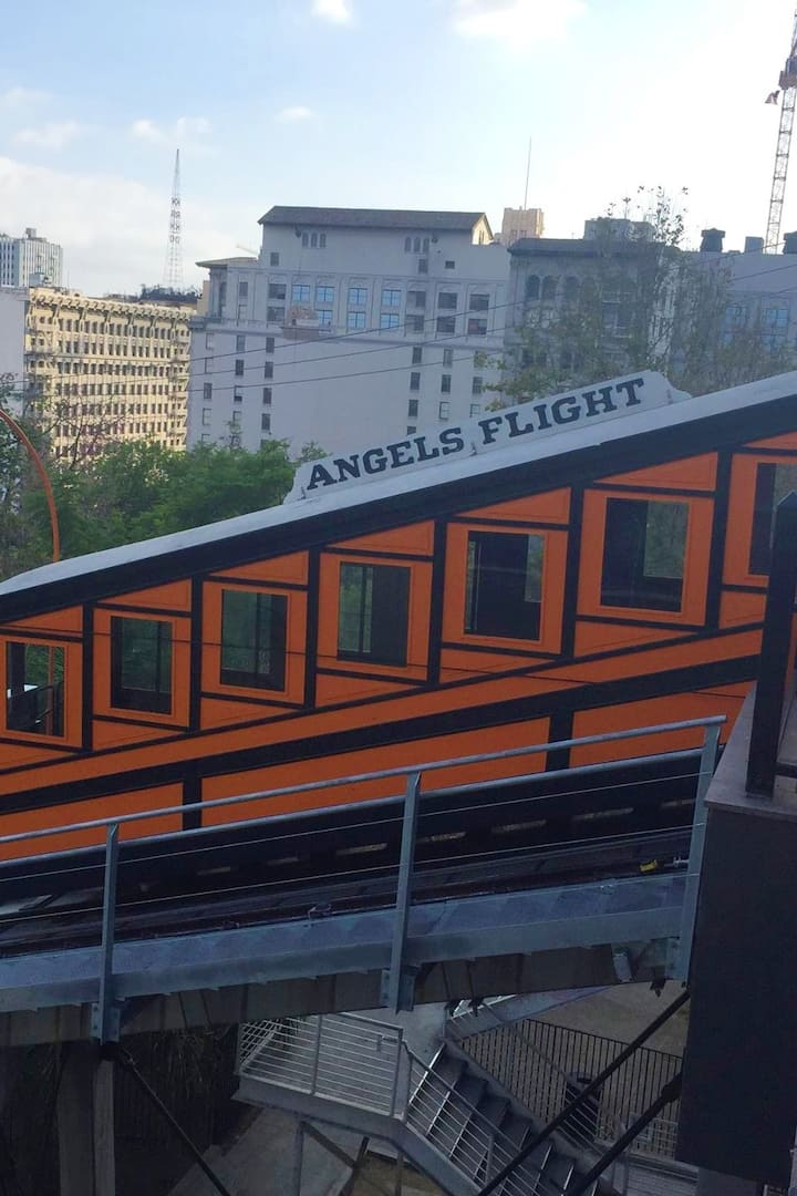 Angels Flight Ride *INCLUDED*