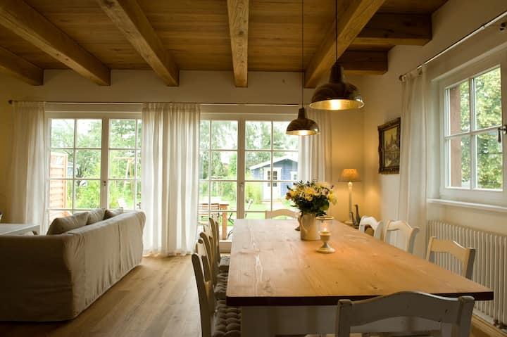 Landhaus Mohnblume auf der Insel Usedom