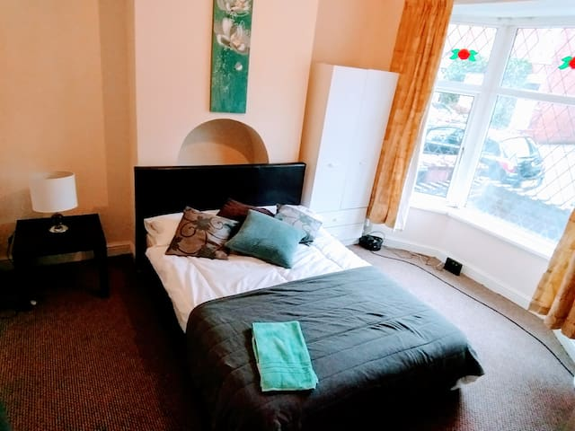 ⭐ Executive furnished double room ⭐