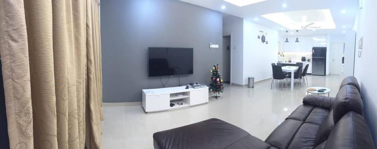 Saville Residence Mid Valley Bangsar - Kuala Lumpur - Byt