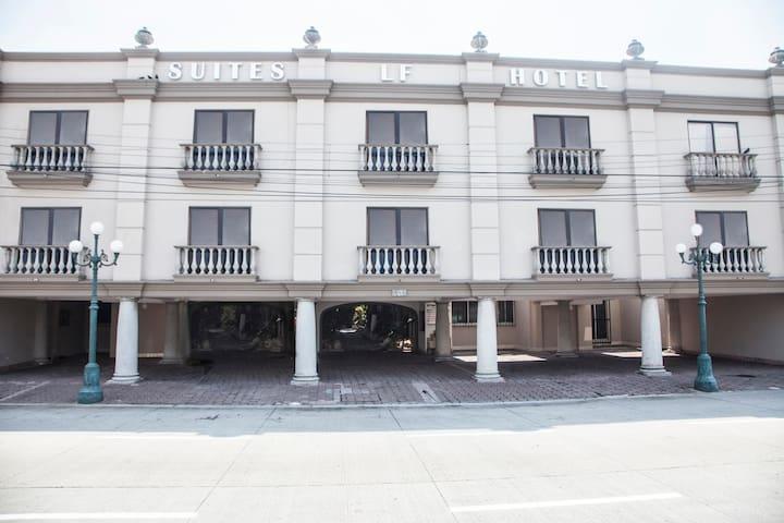 Suites LaFragua de 1 a 3 recamaras - Heroica Veracruz - Villa