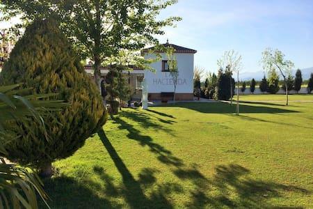 CASA RURAL ESTILO HOTEL - Albuñán