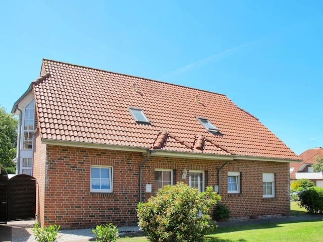 30 m² Holiday apartment in Norden for 2 persons