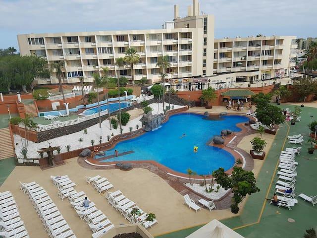 Apartamento acogedor, ocio y relax. Golf del Sur