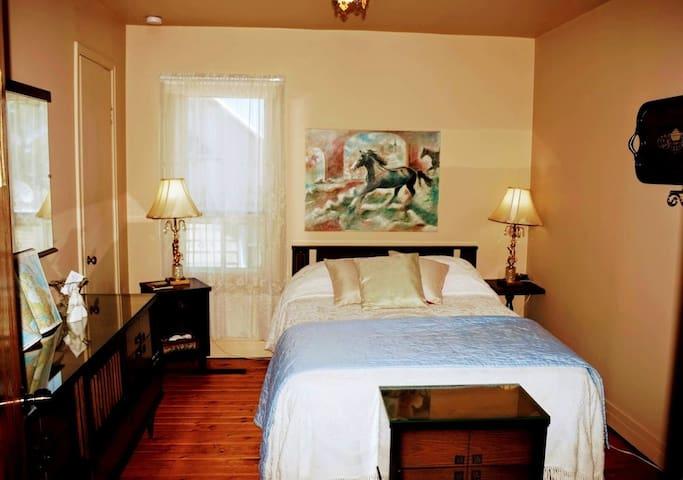Gîte Maison de Jocelyne - Chambre le Merle