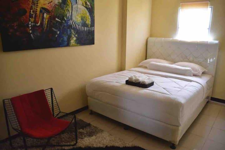 2 Bedroom Exclusive Apartement Bogor Valley