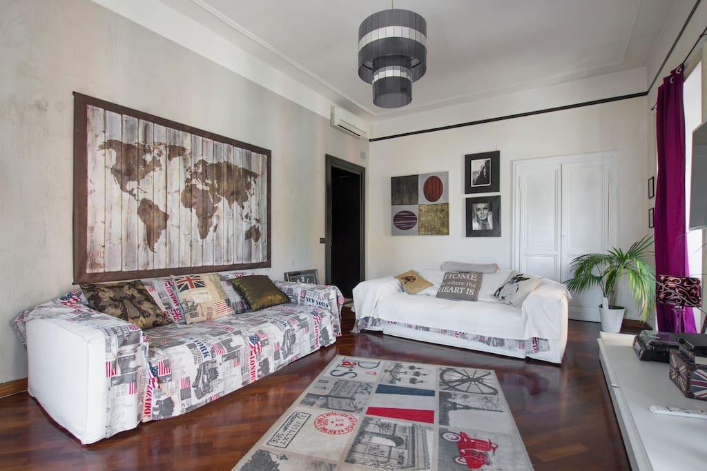 sala- living room