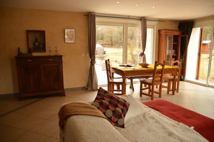 Superbe maison de campagne - Castellane - Rumah