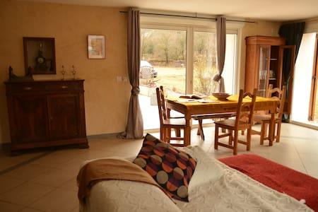 Superbe maison de campagne - Castellane - Casa