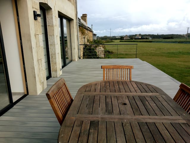 Holiday home, 4-6 p, Roscoff-Saint-Pol de Léon
