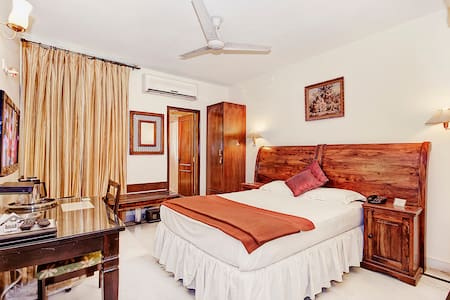 World-Class BnB in S.Delhi - Νέο Δελχί - Bed & Breakfast